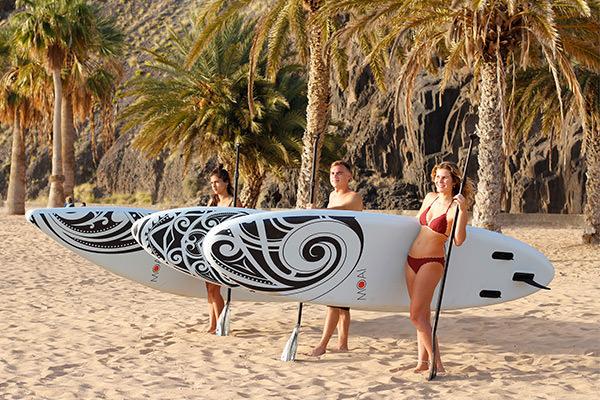 moai sup board 10'6