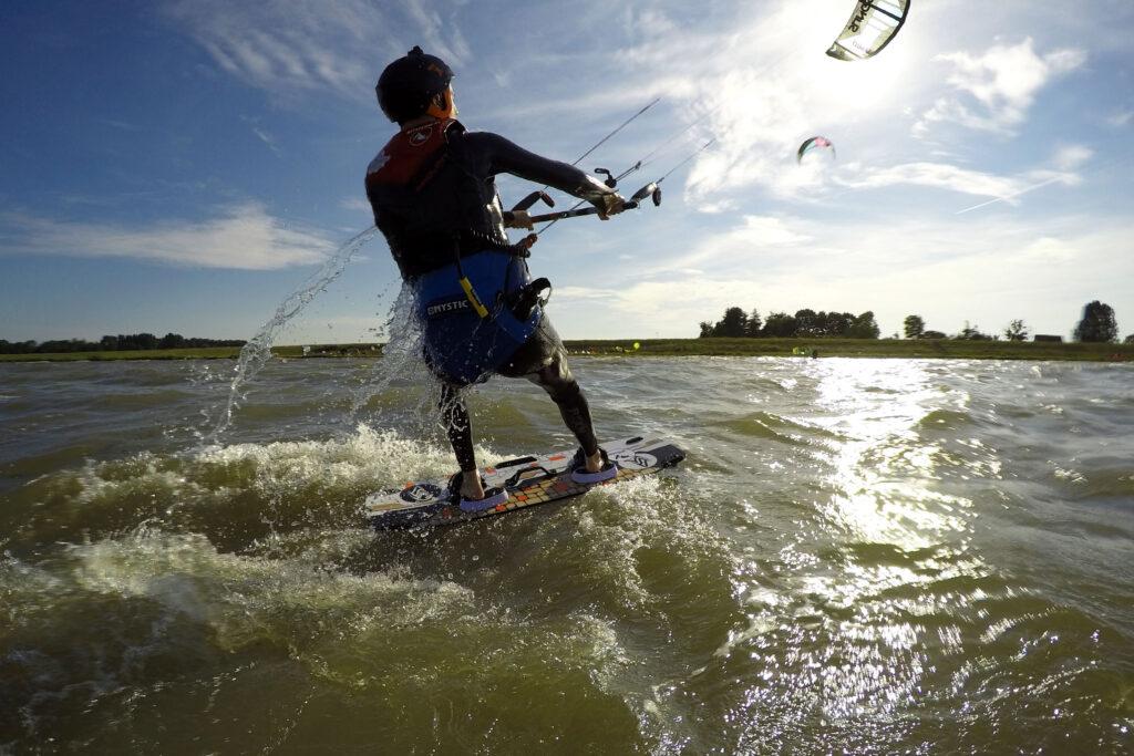 kitesurf lessen meerder daagse cursus