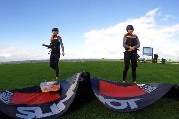 kitesurfles locatie schellinkhout