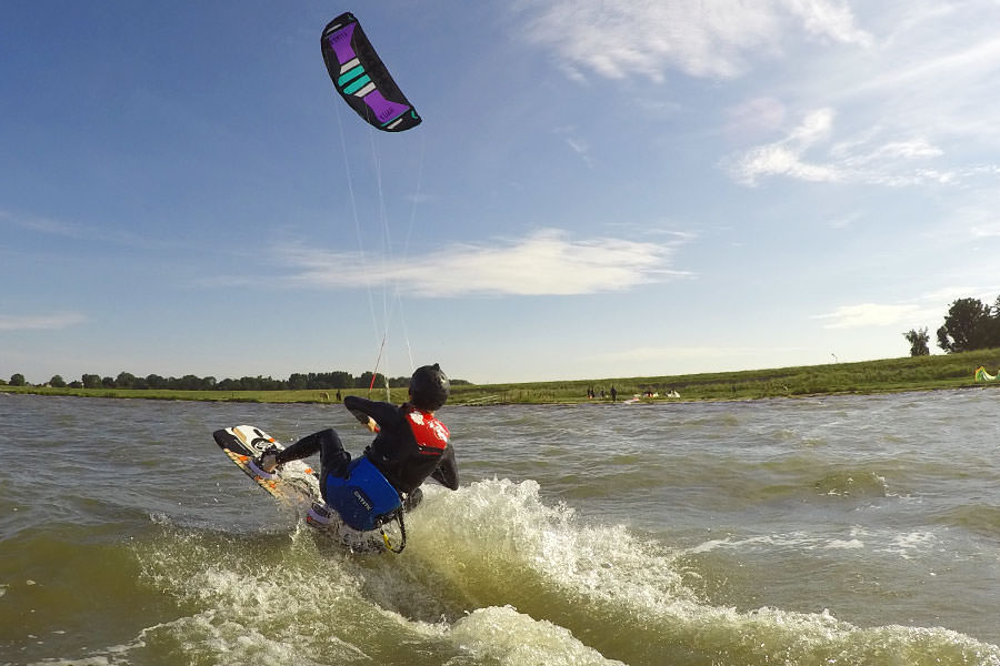 kitesurfschool Noord Holland