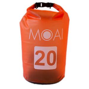 dry bag moai 20l oranje