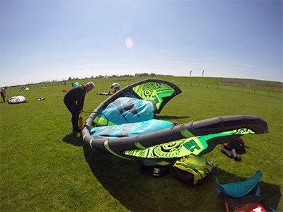 kitesurf lessen meerder daagse daagse cursus