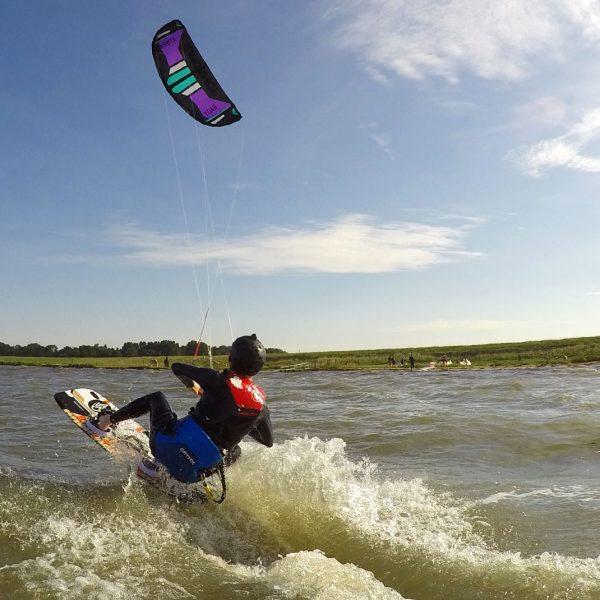 kitesurf lessen 5 daagse cursus