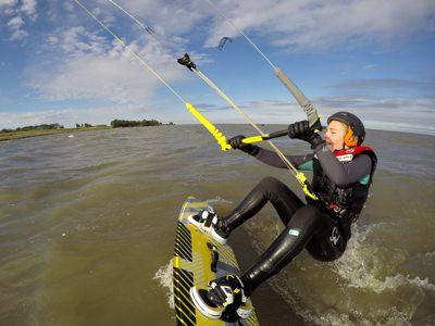 kitesurf lessen introductieles